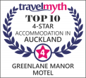4 star hotels Auckland